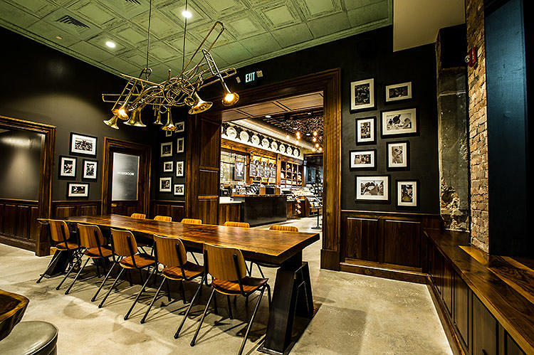 Can starbucks make 23 000 coffee shops feel unique co design business design - New orleans home decor stores property ...