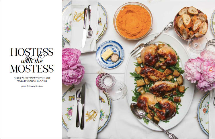 "<p>Food stylist Kristy Mucci first learned about food styling from TV. ""They were showing a woman painting lipstick on unripe strawberries,"" she says. &quot;Things like that just don't happen&quot; anymore.</p>"