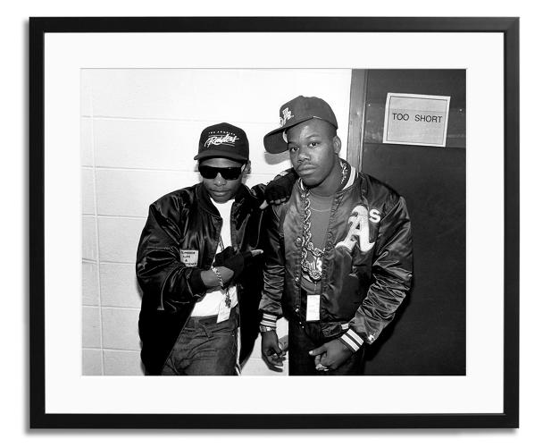 <p>Eazy-E &amp; Too Short</p>