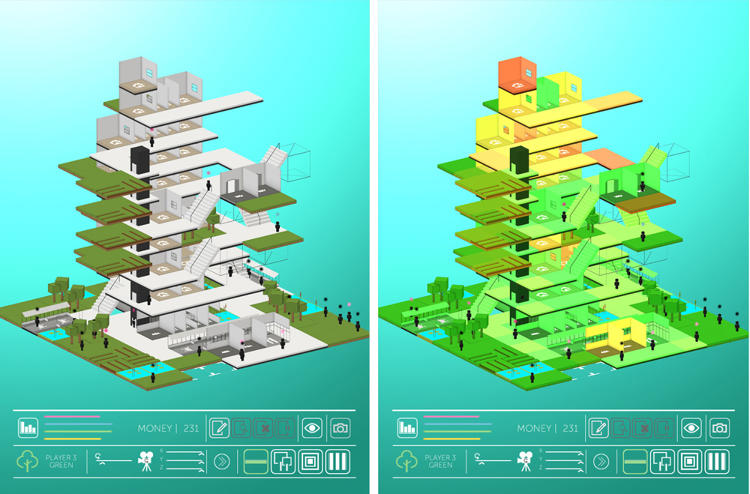 <p>What if some of them started to use the same skills to redesign actual cities?</p>