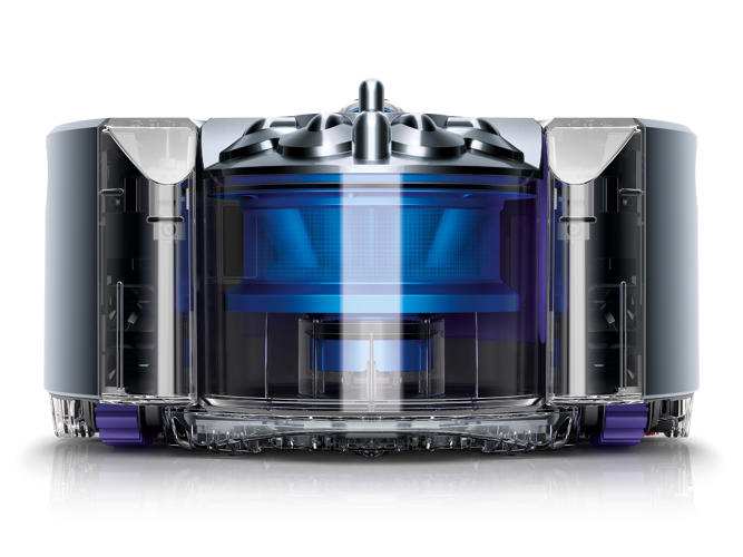 <p>It's Dyson's first robotic vacuum. It's also Dyson's first robot, period.</p>