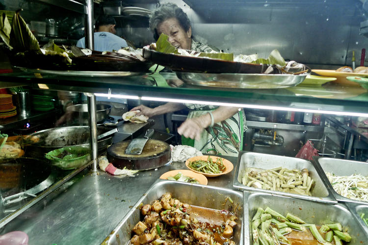 "<p>Bourdain has been actively making plans to create a large Asian-style food court, which he's hoping to open in New York (the exact location has not yet been finalized). The project was inspired by the kinds of vibrant, bustling, multi-vendor ""hawker centers"" found in Hong Kong and Singapore (pictured), which have figured prominently in his shows.</p>"