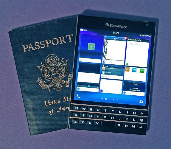200,000 BlackBerry Passport Pre-Ordered in Just Two Days