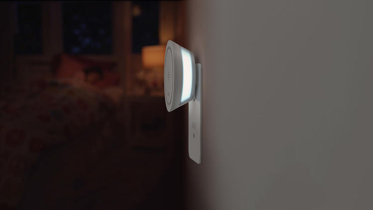 <p>The Leeo Smart Alert is plug-and-play accessory that will listen for smoke and carbon monoxide alarms, alerting you and your emergency contacts if something goes wrong when you're away from the house.</p>