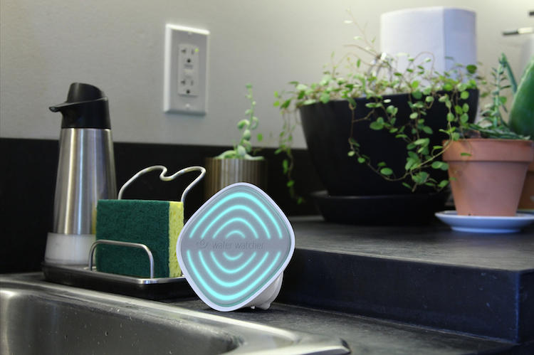 <p>The <a href=&quot;http://www.fastcoexist.com/3035859/the-water-watcher-lights-up-as-youre-wasting-precious-water-ahem-california&quot; target=&quot;_self&quot;>Water Watcher</a> was an interesting concept. It lit up as you used water.</p>