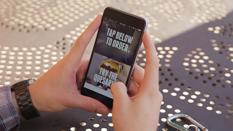 <p>The app, created with agency DigitasLBi, allows users to order remotely, and skip lines by checking in as they get within 500 feet of their chosen restaurant. And the food they pick up may also be a completely unique creation, as the app allows fans to combine all manner of existing 'Bell ingredients (&quot;There are literally billions of combinations of Taco Bell ingredients that you can put into this thing,&quot; Taco Bell chief marketing officer Chris Brandt told Fast Company), while allowing the company to gather scads of customer data. The app also introduced mobile-exclusive menu items, reordering via phone rotation, and more. It was heralded by a daring social media promo—the brand went dark and even appeared to wipe out its Twitter and Facebook feeds.</p>