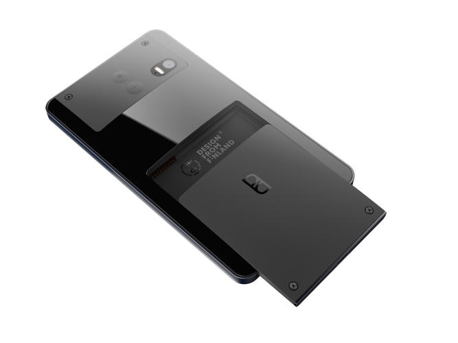 <p>The latest attempt is the Puzzlephone, a modular Android device with three parts that can easily be customized, replaced or upgraded: A &quot;brain&quot; with the main electronics, a &quot;heart&quot; with the battery, and a &quot;spine&quot; with an LCD screen.</p>