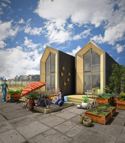 <p>Rising rents got you down? This movable house makes city living affordable again.</p>