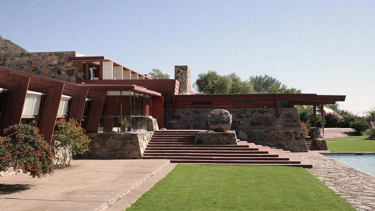 10 of frank lloyd wright 39 s greatest buildings co design for Frank lloyd wright buildings