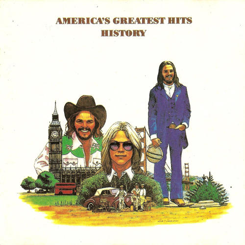 <p>America -- History: America's Greatest Hits (1975) [Compilation]</p>