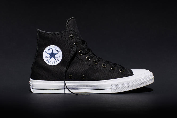 <p>For the first time in almost 100 years, Converse is finally unveiling an honest-to-god sequel to the Chuck Taylor All Star.</p>