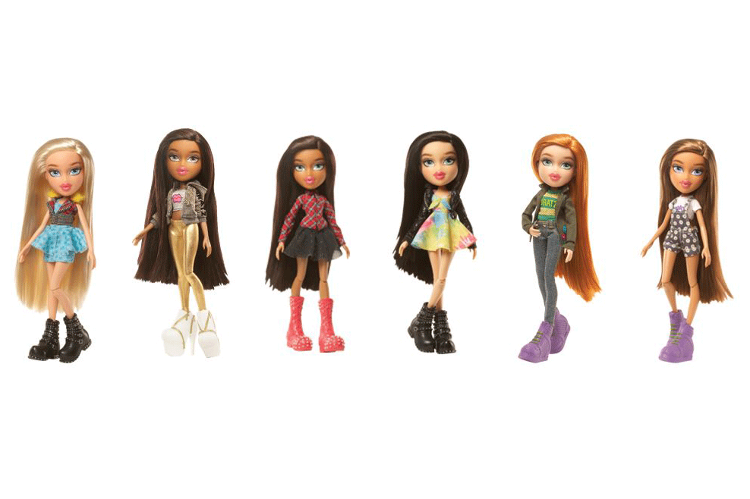 These Create-A-Bratz Customized Dolls Are Going Pointed ...