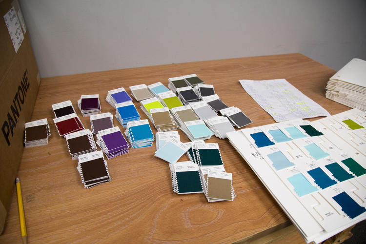 <p>Pantone started graphic standards system for professional designers but has morphed into a global design powerhouse. It's not just about the Pantone Matching System (PMS for short), it's color of the year, the Pantone Color Institute, Pantone hotels, Pantone cafes, Pantone mugs, Pantone lipstick, and the list continues.</p>
