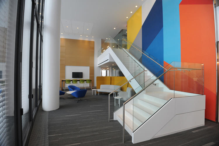 <p>&quot;When we started this project, we aimed at being the greenest skyrise in the world,&quot; says Mike Gilmore, director of design and construction services for PNC, which opened the new building as part of its Pittsburgh headquarters.</p>