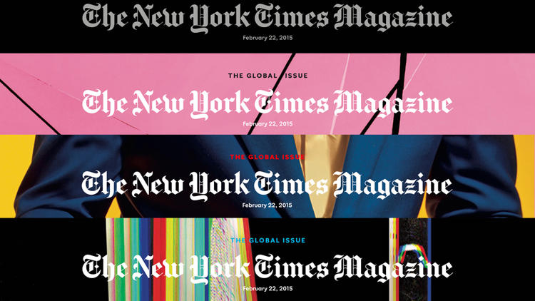 <p><strong>Best: New York Times Magazine Relaunches</strong><br /> Unifying print and online presence with an refined logo that doesn't sacrifice its gothic punch, <em>New York TImes Magazine</em> relaunched this year <a href=&quot;http://www.fastcodesign.com/3042590/the-new-york-times-magazine-redesigns-with-web-readers-in-mind&quot; target=&quot;_self&quot;>with a classy East Coast confidence</a>.</p>