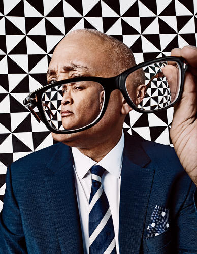 <p>The entertainer <a href=&quot;http://www.fastcompany.com/3043929/most-creative-people-2015/larry-wilmore&quot; target=&quot;_self&quot;>has won critical praise</a> for his willingness to tackle controversial subjects such as racial stereotypes, wealth inequality, and Islamophobia.</p>