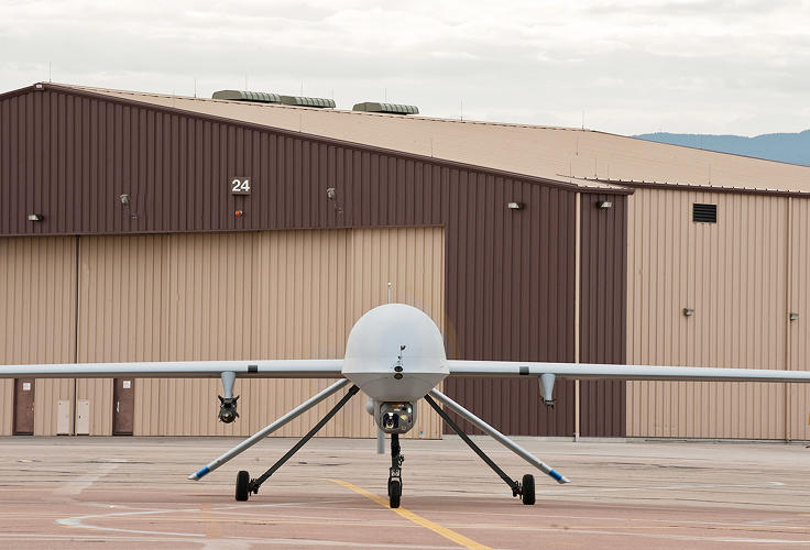 <p>Air Force RPAs are playing the role of traditional manned airframes: Protecting forces on the ground, and using firepower when necessary.</p>