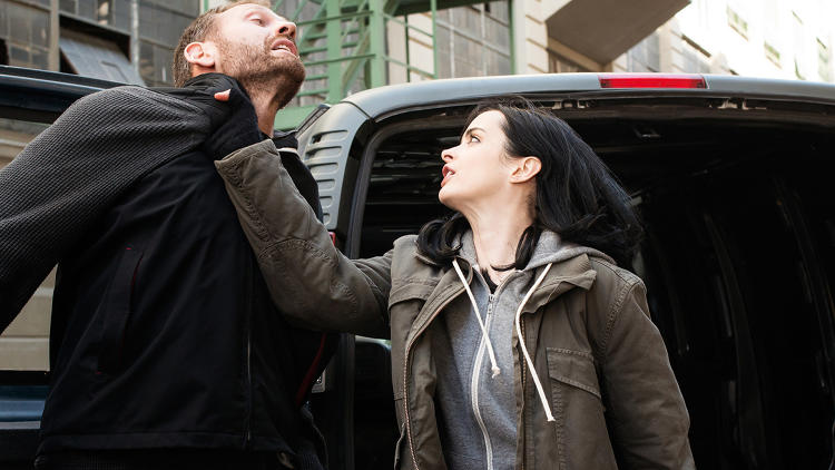 <p><a href=&quot;http://www.fastcocreate.com/3053946/how-netflixs-jessica-jones-captures-the-comic-its-based-on-and-how-it-doesnt&quot; target=&quot;_self&quot;>The Marvel/Netflix partnership got dark in its follow-up to <em>Daredevil</em>—but how does that fit with the initial tone of the character?</a></p>