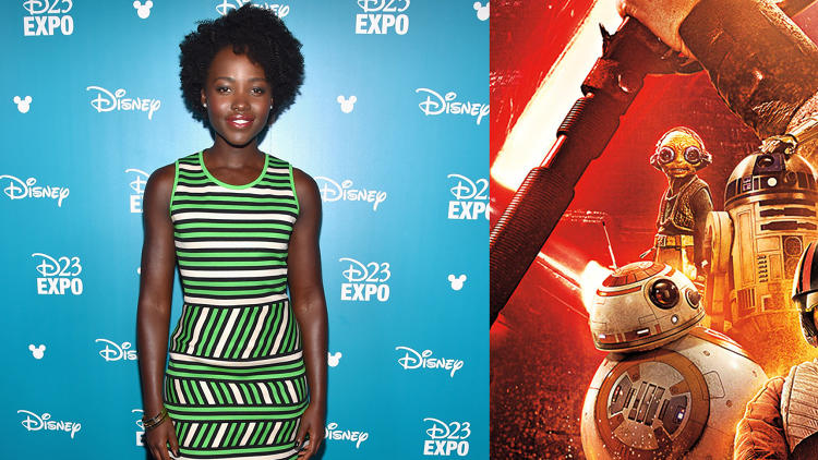 <p>A CGI character voiced by Lupita Nyong'o, Maz doesn't possess the Force, but she understands it well, and, a bit like a female Yoda, Maz helps Rey realize her potential.</p>