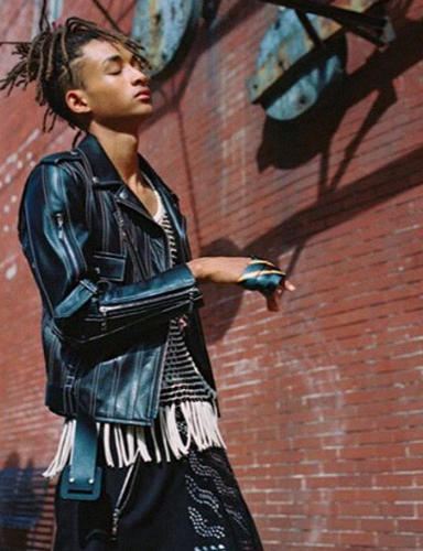 <p>Jaden Smith for Louis Vuitton</p>