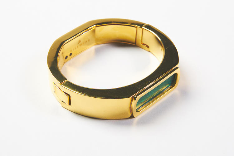 <p>WiseWear's patented antenna technology means its accessories don't need screens, which makes them both inconspicuous to would-be attackers and incredibly beautiful to observers.</p>