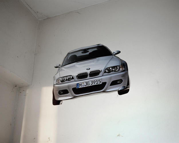 <p><em>BMW, Ponte City, Johannesburg</em>, 2008</p>