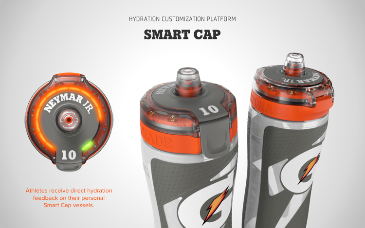 <p>The cap can be personalized with player name, number, team color, and logo.</p>