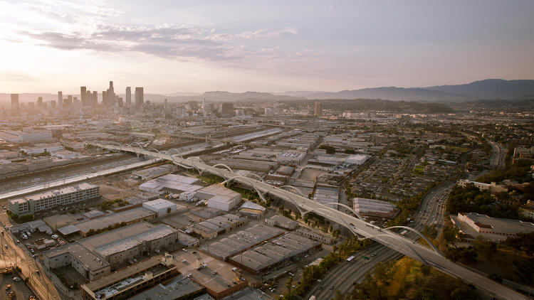 <p>The iconic 6th Street Viaduct's days have been numbered for years--and Angelenos, in their own way, have been saying their farewells for a while.</p>