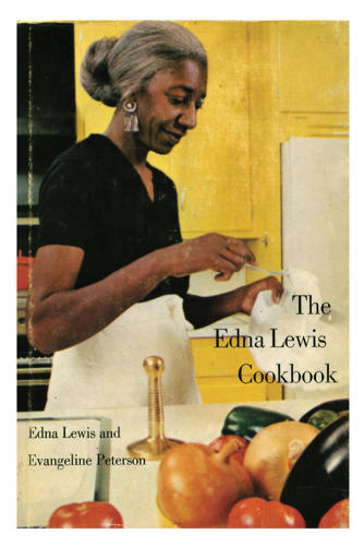 <p>Edna Lewis--so much poise, geometric, and color balance in this cover. Gorgeous.</p>
