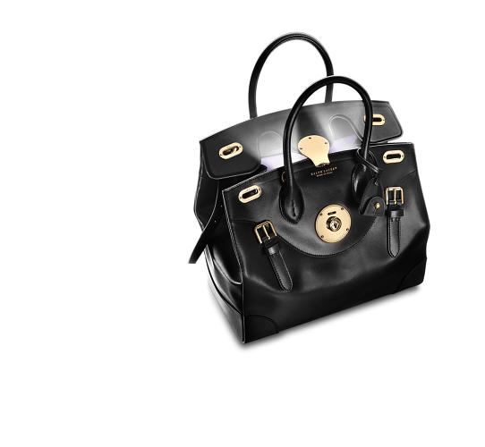 <p><em>Ricky Bag with Light</em> (2015), designed by Ralph Lauren</p>