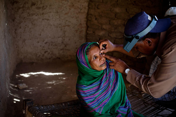 <p>Orchestrated by Sightsavers over the last three years, 550 teams have fanned out to 29 countries, documenting trachoma cases where they find them.</p>