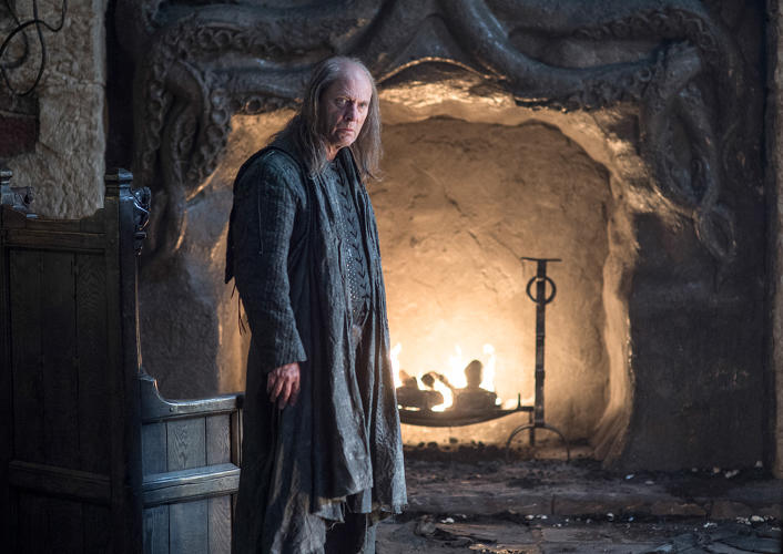 <p><strong>Patrick Malahide</strong> returns as Balon Greyjoy, father of Theon and Yara.</p>