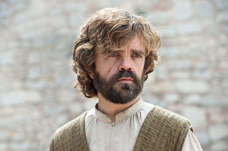 <p><strong>Peter Dinklage</strong> as the surprisingly durable Tyrion Lannister.</p>