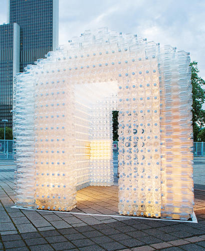 <p>United Bottle project, Instant Architects; Switzerland</p>