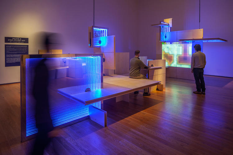 D Exhibition Designer Job In : Inside the first museum retrospective of a video game