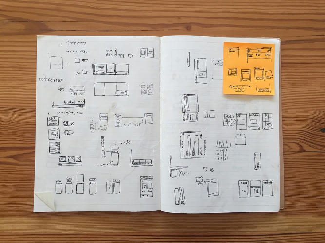 <p>The notebook of argodesign designer Matthew Santone</p>