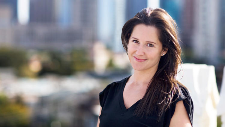 <p><strong>Gabriella Draney-Zielke</strong> of Dallas-based Tech Wildcatters.</p>