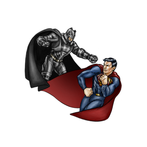 <p>Facebook just unveiled a whole slew of &quot;Batman v Superman: Dawn of Justice&quot; emojis</p>