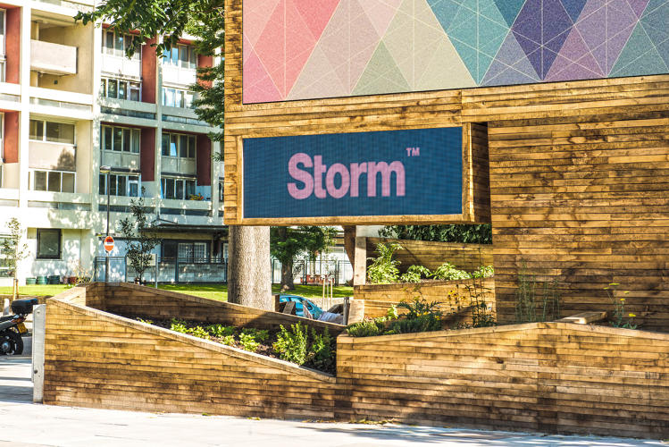 <p>Clear Channel Outdoor, which owned the billboard, realized that a new design could help and turned to the urban space designers, Wildstone.</p>