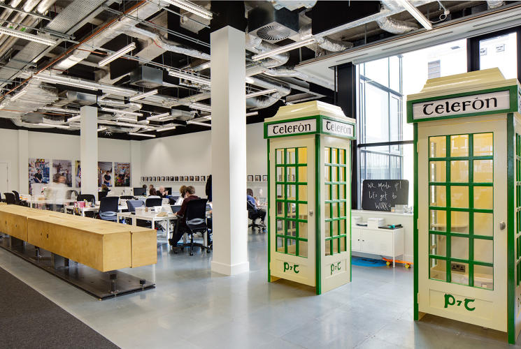 pdublinp airbnb offices