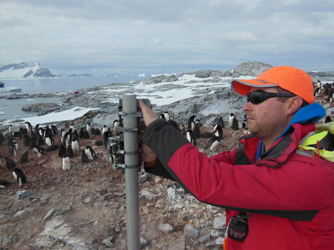 <p>Later, the data may help determine where penguins are most at risk, and where Antarctica might add new protected areas to save them.</p>