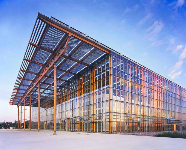 10 buildings that prove solar can be beautiful co design Solar architect