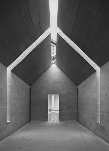 <p>Stone House/Interni Think Tank, Milan, Italy, 2010 by John Pawson</p>