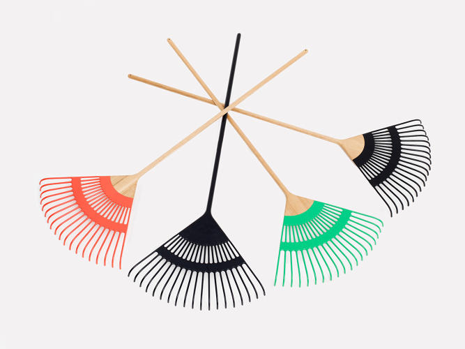 <p>Handy rakes by Chris Specce</p>