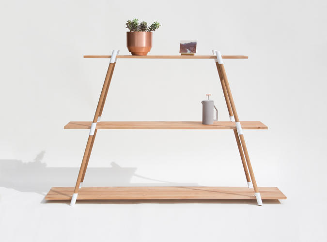 <p>Shelf from Yield's Italic Furniture series</p>