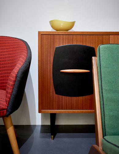 <p>The new <a href=&quot;http://ikeamuseum.com/en/&quot; target=&quot;_blank&quot;>Ikea Museum</a> houses artifacts and furniture tracing the company's 73-year history.</p>