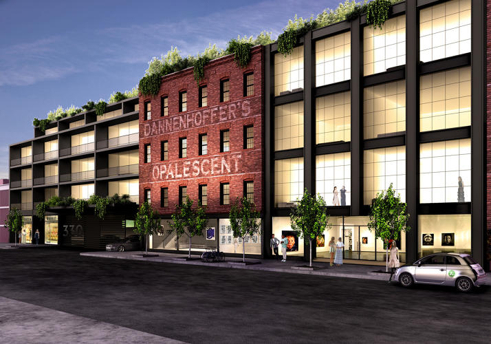 <p>The project is called the Himrod, and ASH is working closely with the factory's owners to rehabilitate the site.</p>