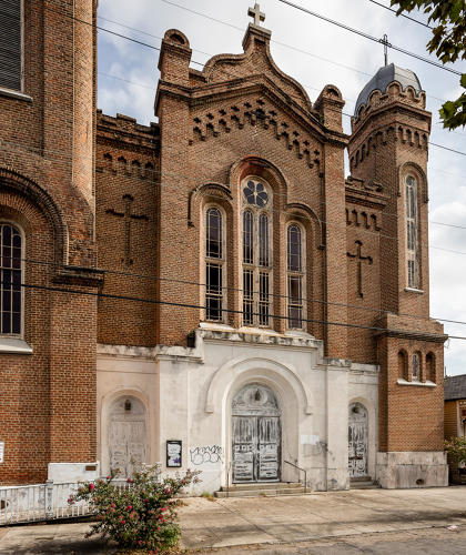 <p>In New Orleans, ASH is converting an abandoned church and rectory into a boutique hotel.</p>