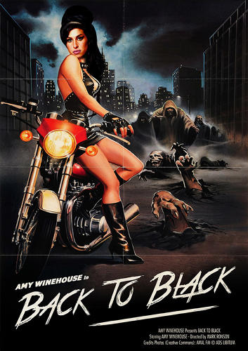 <p>Amy Winehouse's &quot;Back To Black&quot;</p>