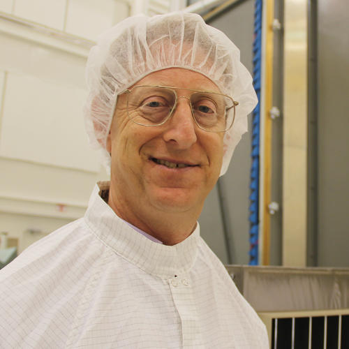 <p>Juno project scientist Steve Levin</p>